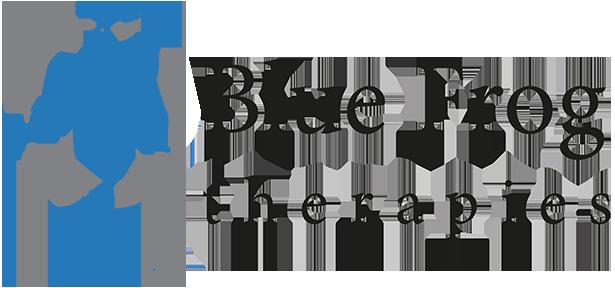 Bluefrog Therapies Logo