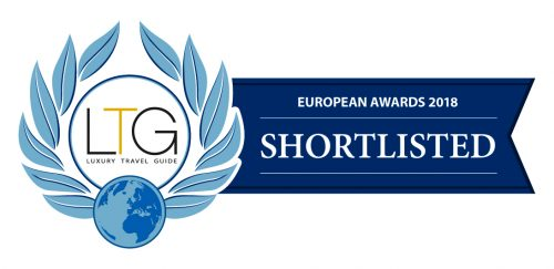 We've been nominated for an amazing European award for treatment excellence.