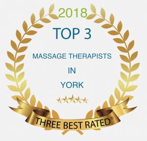 2018 top 3 best massage in York