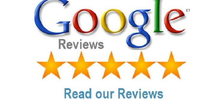 Google 5 star reviews for Blue Frog therapies