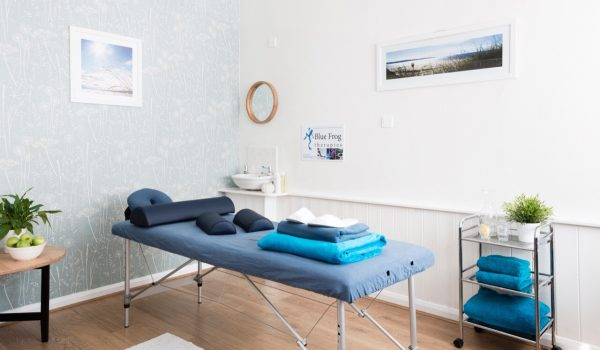 Treatment room second picture