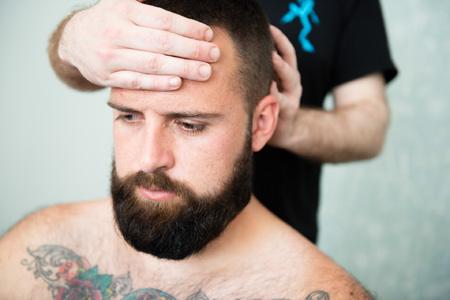 York massage and award winning treatments including Indian head massage