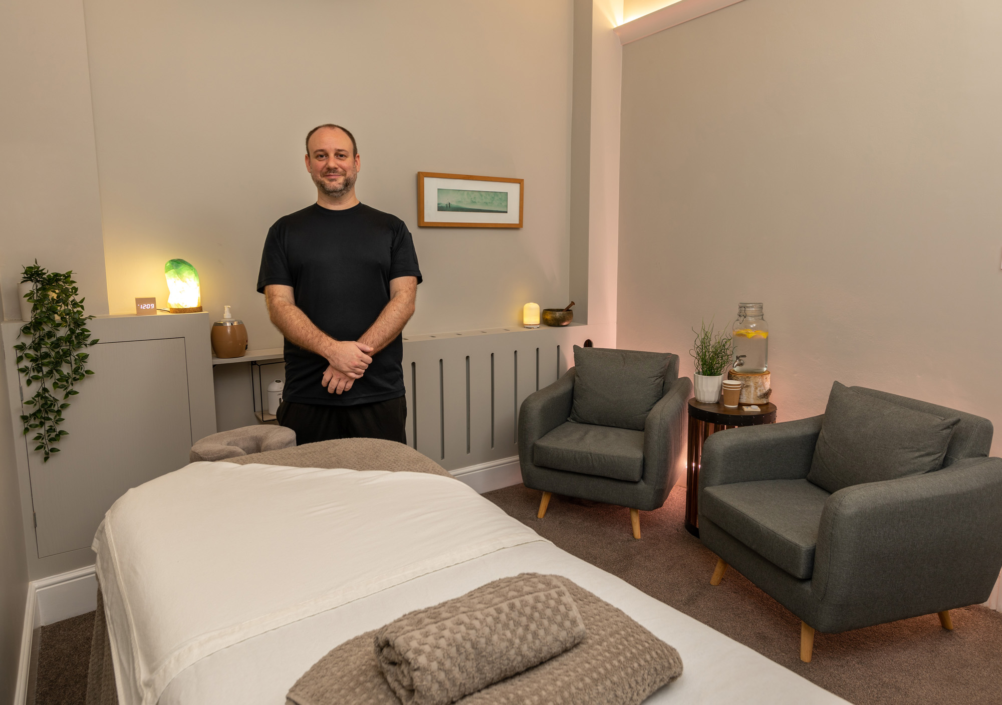 Tailored Massage in York City centre